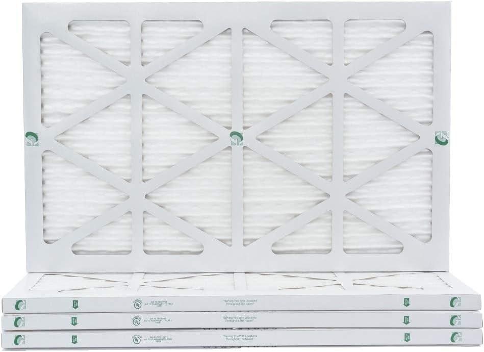Glasfloss Regular dealer ZL 16x30x1 MERV 10 Air Oakland Mall Filters AC and for 4 P Furnace.