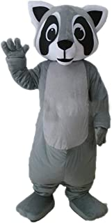 Adult Raccoon Mascot Costume Theme Park Buy Mascots Online Character Design