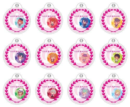 Jewel Strap Collection - Uta no Prince-Sama Debut (12 pezzi)