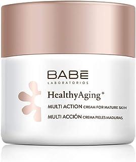 comprar comparacion Laboratorios Babe Multi Crema Facial Hidratante, Nutritiva, Antiarrugas, Antioxidante para la Piel Madura, 50 ml