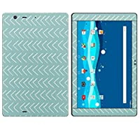 igsticker Qua tab PZ LGT32 全面スキンシール タブレット tablet LGエレクトロニクス シール ステッカー ケース 保護シール 背面 050275