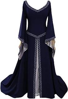 outlet store 649d0 b4b3e Amazon.it: costume medievale - Donna: Abbigliamento