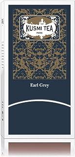 KUSMI Tea Paris - Earl Grey - Nachfüllpackung mit 25 Teebeuteln für Geschenksets