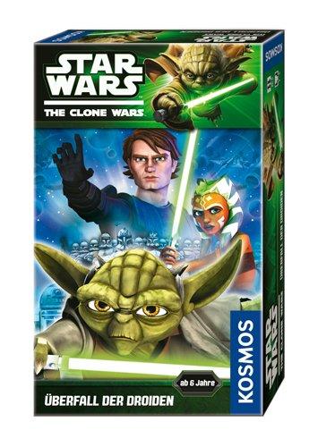 Kosmos 710910 - Star Wars: The Clone Wars - berfall der Droiden, Mitbringspiel