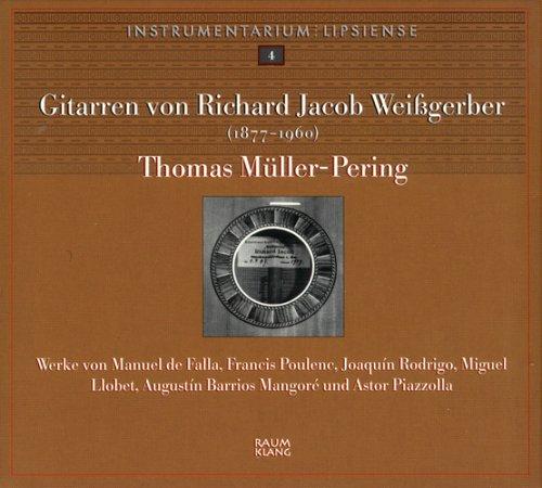 Gitarren Von R.J.Weissgerber
