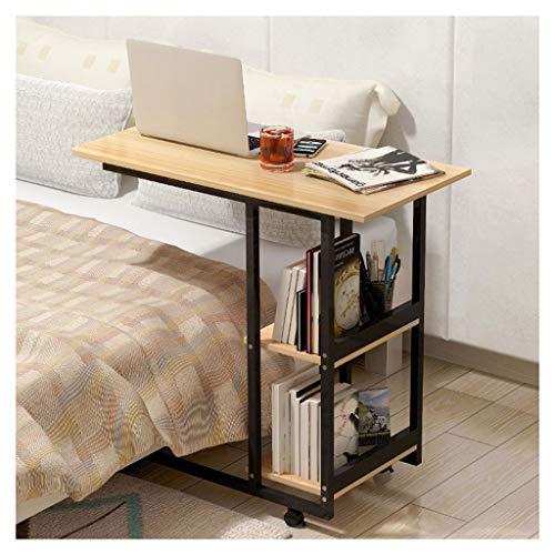 LDG over tafel, bed, computer, tafel, bank, draagbaar, rolling, met wielen, met planken, voor thuis en op kantoor