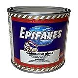 Epifanes Acabado de madera brillante (500 ml) - El paquete puede variar