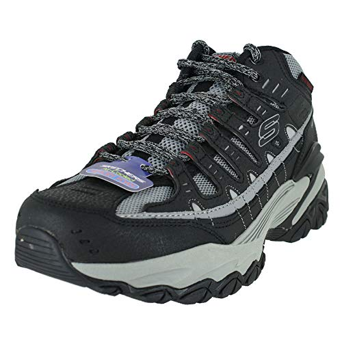 Skechers Mens M.Fit Max Pelraine Black Athletic Cross Training Shoes 11