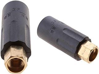 Coluna Spray Serenable de 2 peças de latão de borracha ajustável
