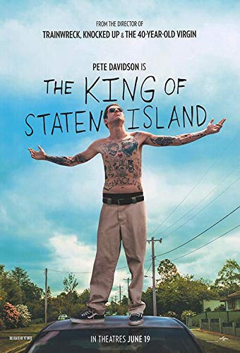 King Of Staten Island - Authentic Original 27x40 Rolled Movie Poster