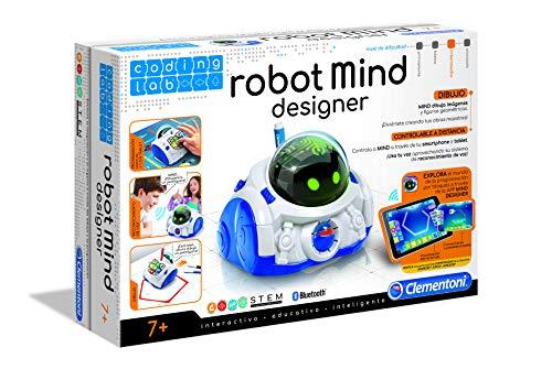 Clementoni- Mind Designer Robot, Multicolor (55251)