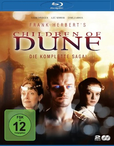 Frank Herbert's Children of Dune - Die komplette Saga! [Blu-ray]