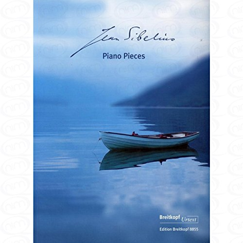 PIANO PIECES - arrangiert für Klavier [Noten/Sheetmusic] Komponist : SIBELIUS JEAN