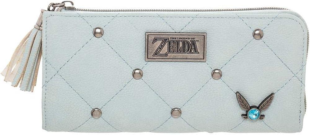 Women's Legend Of Zelda Navi L Zip Wallet
