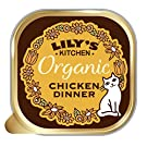 Lily's Kitchen Adult Organic Chicken Dinner Complete Wet Cat Food (19 x 85 g)