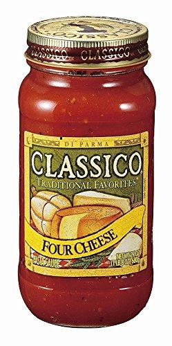 ハインツ クラシコ トマト&4チーズ 680g×12個