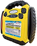 Streetwize SWPP2 Emergency Jump Start 900 Amp Portable Power Pack with Booster Cables, 12 V Battery, LED Battery Lights Indicator