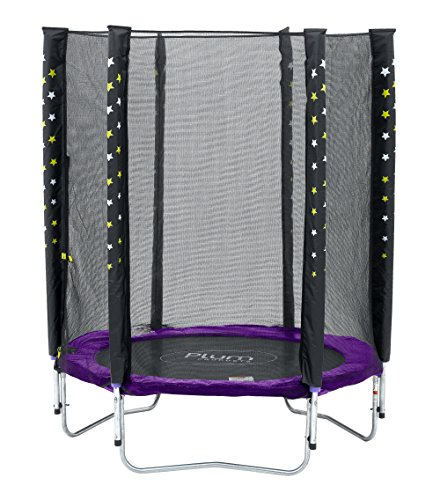 Plum Stardust Junior Children's Trampoline