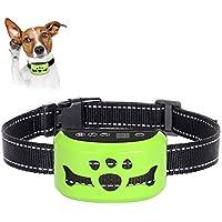 Dog No Barking Collar (Green)