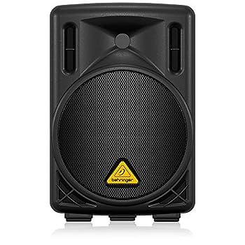 Behringer Eurolive B208D Active 200-Watt 2-Way PA Speaker System,Black