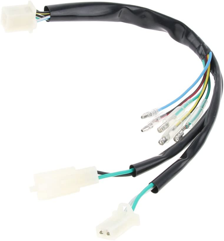 Kesoto Wire Wiring Harness Loom 50 70 Store 140CC Bike Sales for sale 90 125 Dirt 110