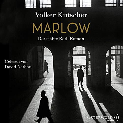Marlow Audiobook By Volker Kutscher cover art