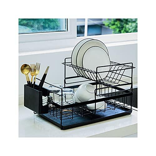 RKRXDH Multi-función Utensilios de Cocina Estantes de Almacenamiento,para la Cocina, baño, Dormitorio de Almacenamiento Mueble microondas Blanco