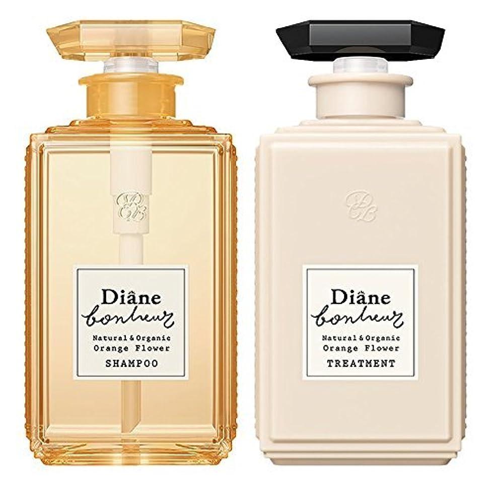 安定した問い合わせる口述するダイアン ボヌール オレンジフラワーの香り モイストリラックス シャンプー & トリートメント セット 500ml×2