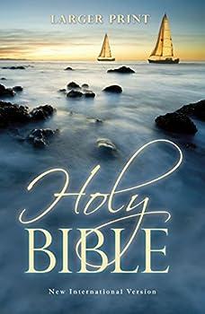 NIV Holy Bible Larger Print Paperback