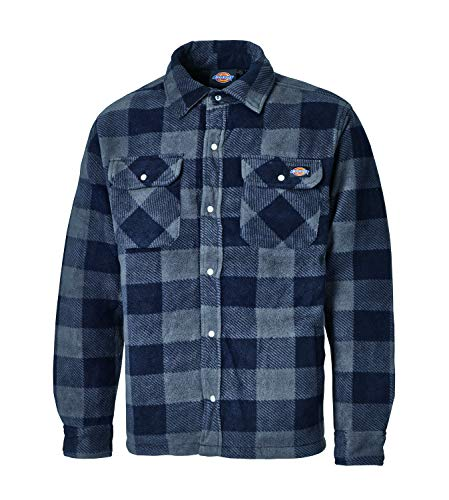 Dickies Shirt Portland Hemd Royal Blue-S