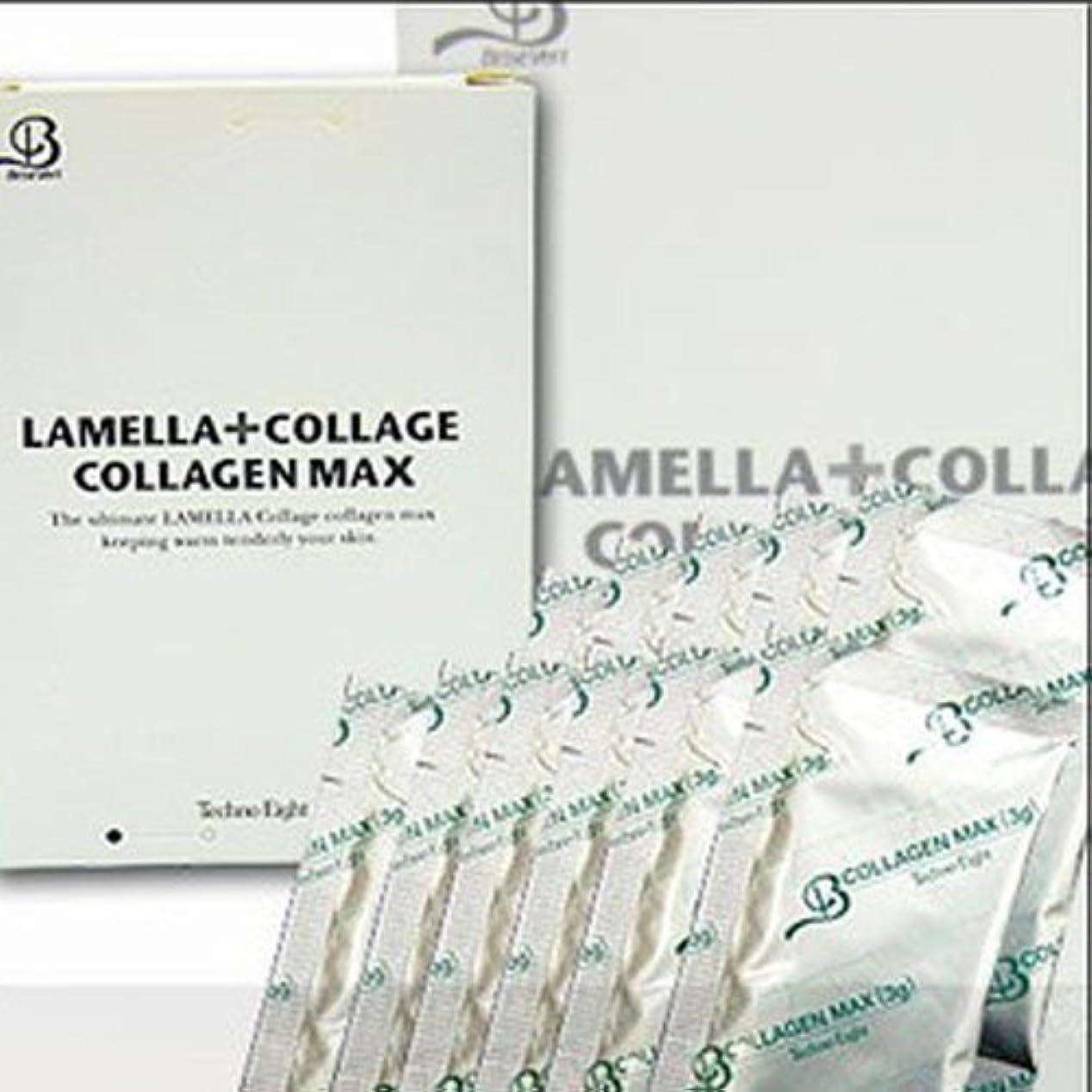 良心チェス区別テクノエイト ブリーズベール ラメラ コラージュ Collagen MAX 30g (3gX10包) コラーゲンマックス