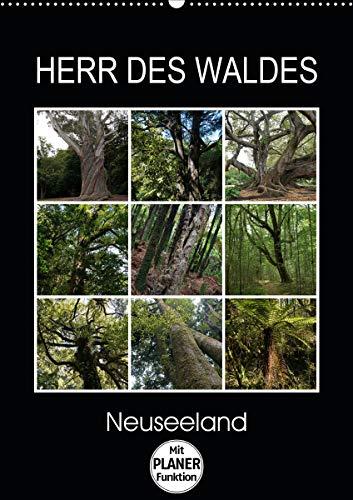 Herr des Waldes - Neuseeland (Wandkalender 2021 DIN A2 hoch)