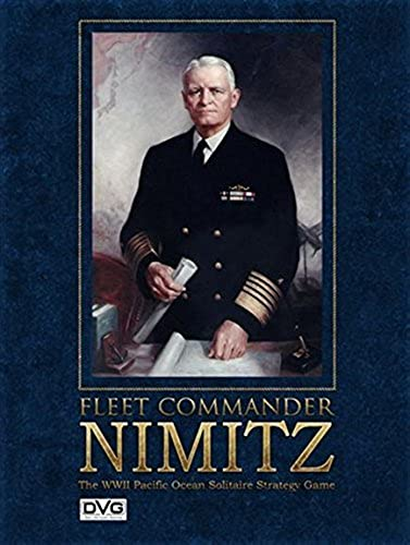 Fleet Commander Nimitz -022 by DVG Dan Verssen Games