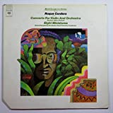 Roque Cordero: Black Composers Series Vol. 4 - Concerto for Violin and Orchestra, Eight Minatures; Paul Freeman and the Detroit Symphony Orchestra / Sanford Allen Violinist