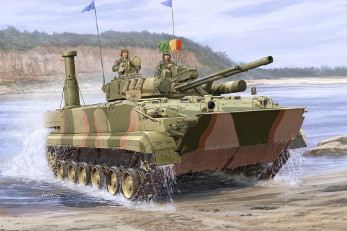 Trumpeter 01533 - 1/35 BMP-3 Südkorea Modellbausatz
