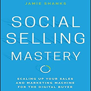 Social Selling Mastery cover art