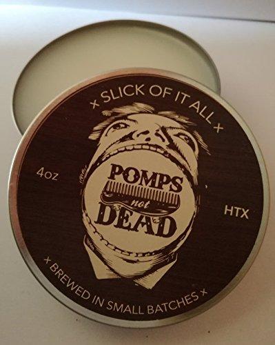 Pomps Not Dead SLICK OF IT ALL Pomade (light hold - high sheen)