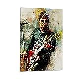 baozou Noel Gallagher Famous Guitarist Poster dekorative