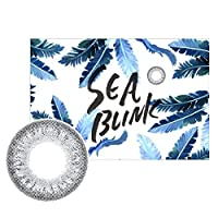 カラコン シーブリンク seablink 1ヶ月 マンスリー 【カラー】マーメイド 【PWR】-5.00 1枚入 1箱