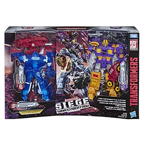 Transformers- Wfc: Siege colección Figuras Premium (Hasbro E5405E48)