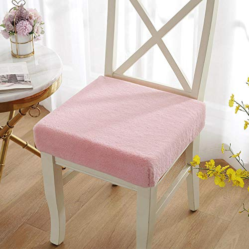 Chair Cushions, Home Coffee Table, Living Room, seat Cushions for The Elderly, sedentary IKEA Dining Chair Cushions, American Light Luxury Thick Anti-Slip Blanket