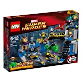 LEGO Marvel Super Heroes 76018 - Hulks Labor Smash
