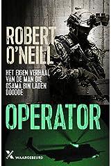 Operator: het bloedstollende verhaal van de man die Osama Bin Laden doodde Capa comum