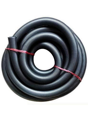 TUBO ASPIRAPOLVERE FLESSIBILE UNIVERSALE DIAMETRO ESTERNO 40 mm INTERNO 32 mm AL METRO