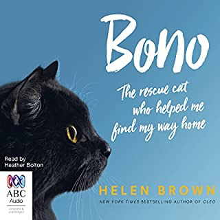 Bono: The Rescue Cat Who Helped Me Find My Way Home cover art