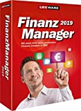Lexware FinanzManager 2019|Box|Einfache Buchhaltungs-Software für private Finanzen und Wertpapier-Handel|Kompatibel mit Windows 7 oder aktueller