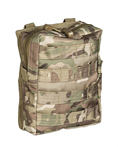 Molle Belt Pouch Large, Gürteltasche multitarn