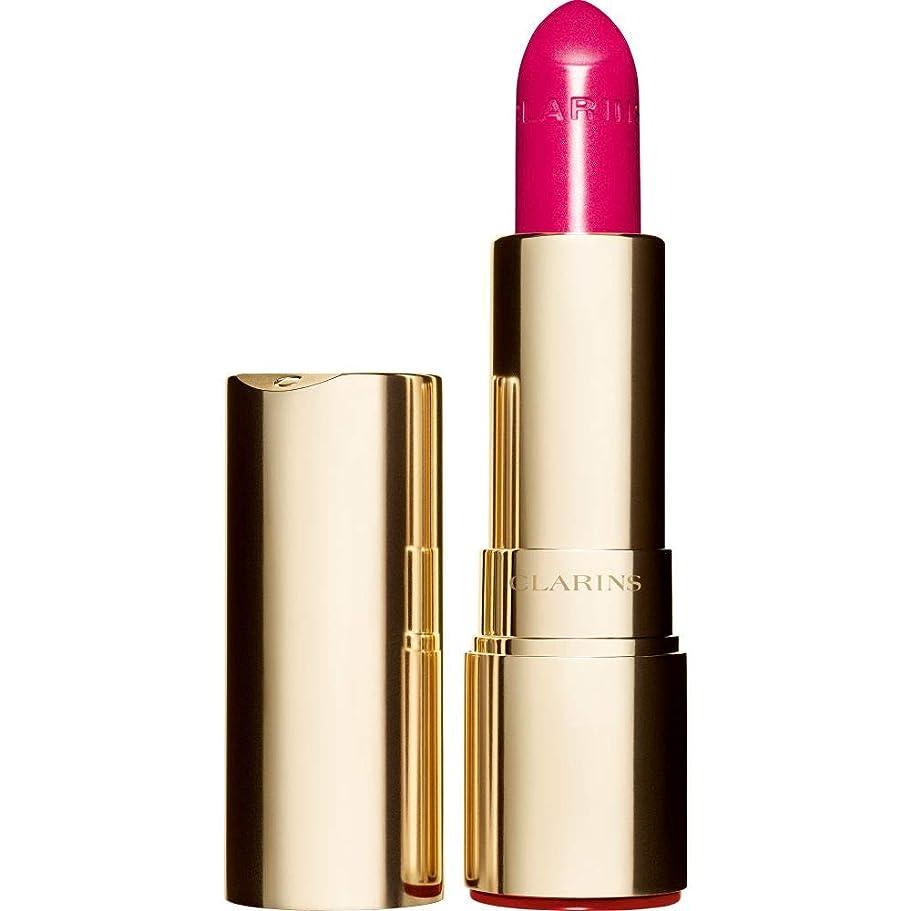 建築会社誰が[Clarins ] クラランスジョリルージュブリリアント口紅3.5グラムの713S - ホットピンク - Clarins Joli Rouge Brillant Lipstick 3.5g 713S - Hot Pink [並行輸入品]