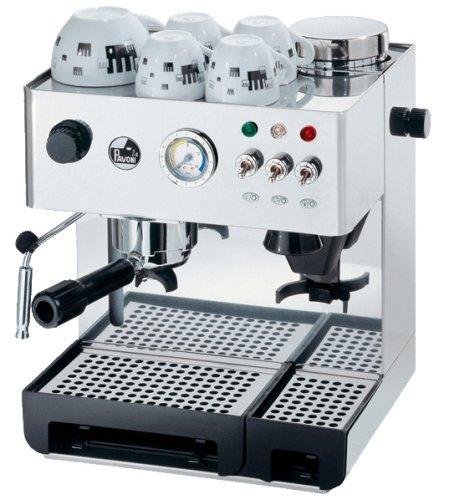 la Pavoni Domus Bar DMB - Cafetera (Independiente, Acero inoxidable,...