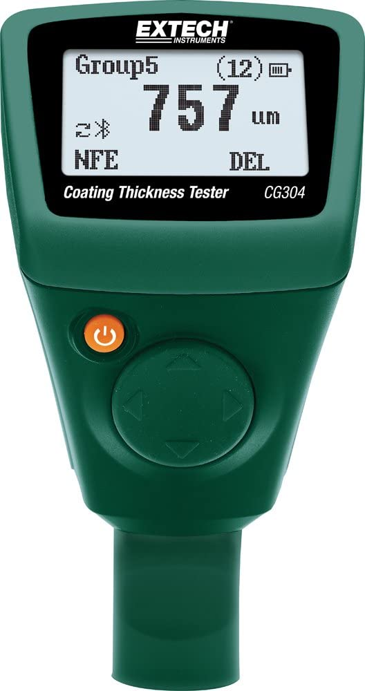 Extech CG304 service Coating Thickness Bluetooth with Tester Selling and selling